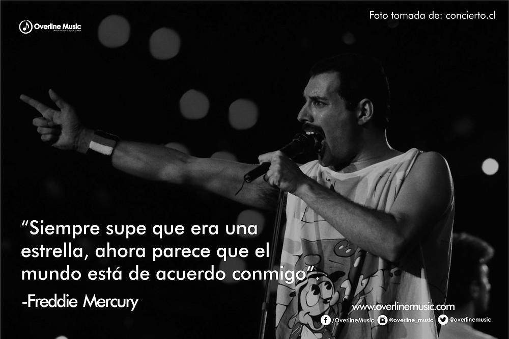 Freddie Mercury - Overline Music