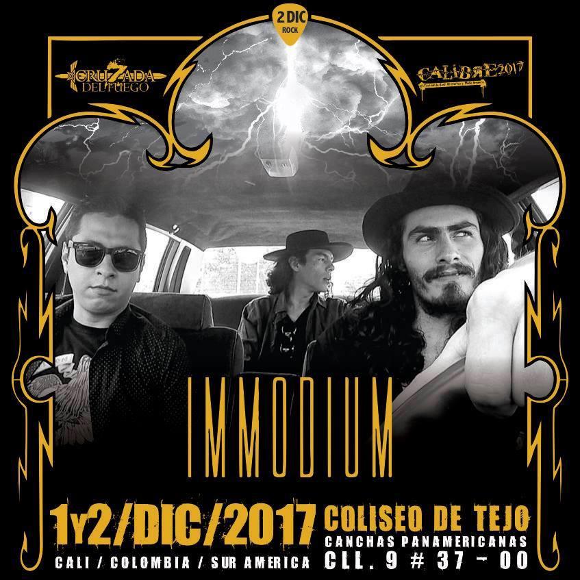 Inmodium - Festival Calibre 2017