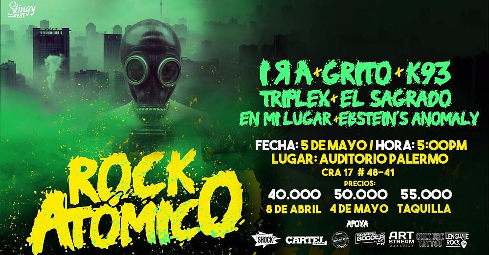 Rock Atómico 2018