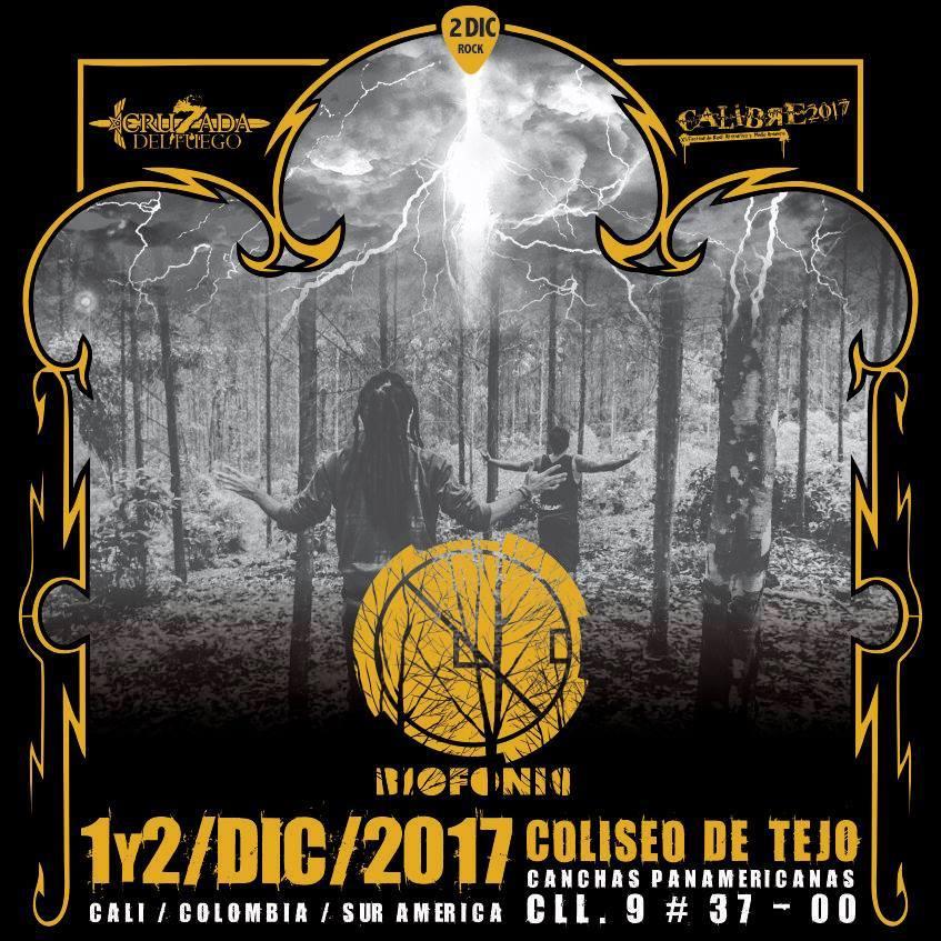 Biofonic - Festival Calibre 2017