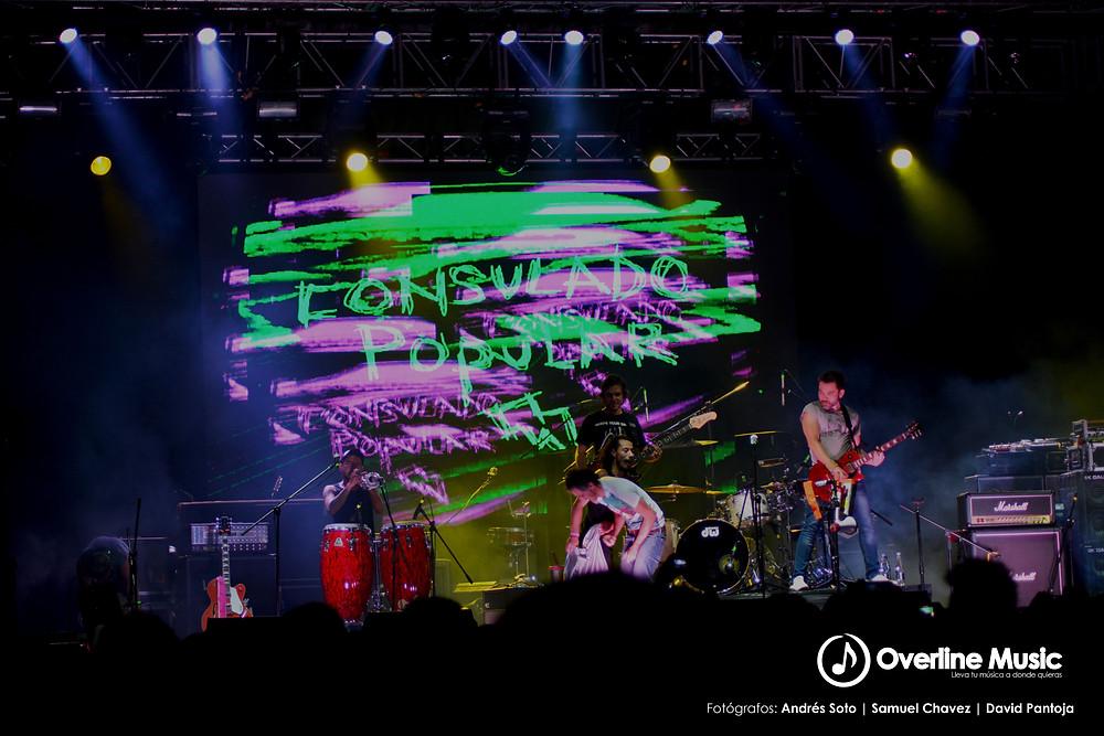 Overline Music - Consulado Popular