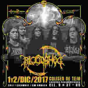 BloodsheD - Festival Calibre 2017