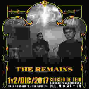 The Remains - Festival Calibre 2017