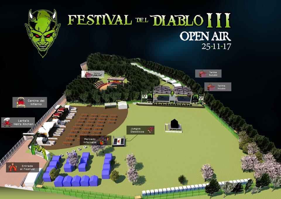 Festival del Diablo 2017 - Overline Music