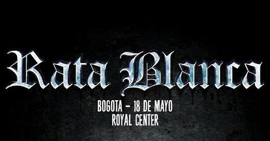 Rata Blanca en Bogotá 2019
