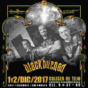 BlackBurned - Festival Calibre 2017