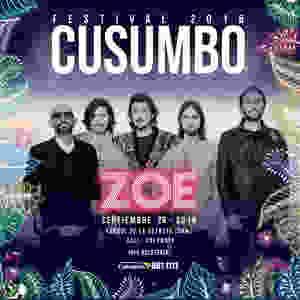 Zoé en Cali 2018