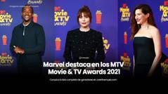 Ganadores de los MTV Movie & TV Awards   Marvel el gran ganador