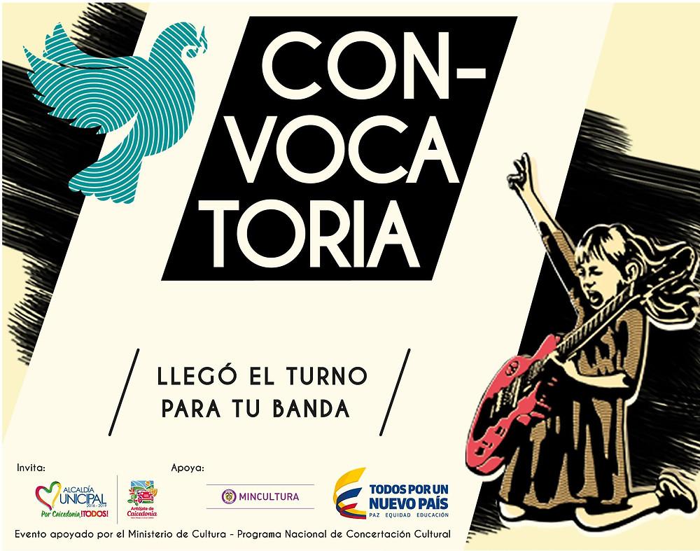 Convocatorias Taiquenaju 2018