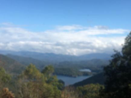 Maple Springs Overlook NC