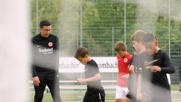 Indeed Client Story: Eintracht Frankfurt I Indeed Deutschland