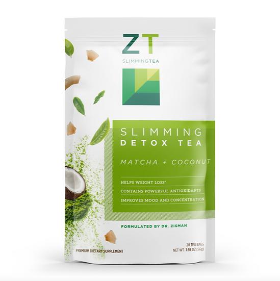 ZT Slimming Tea Matcha + Cocunut