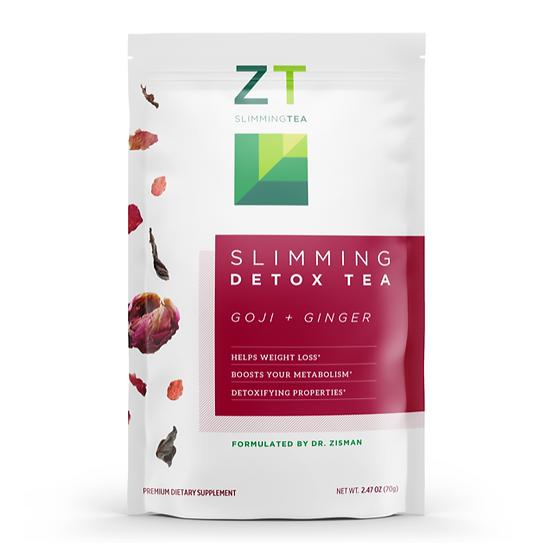 ZT Slimming Tea Goji-Ginger