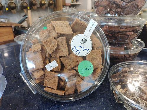 עוגיות טבעוניות שמן זית קינמון