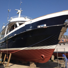 A ship in dry dock.JPG