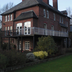 Decorative metal railings on a residential property.JPG