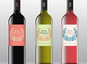 christmas-greetings-wine-bottle-labels-c