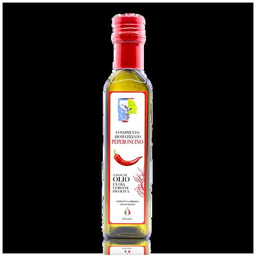 Olio Aromatizzato Peperoncino