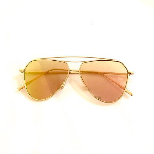 Óculos de Sol Rosê