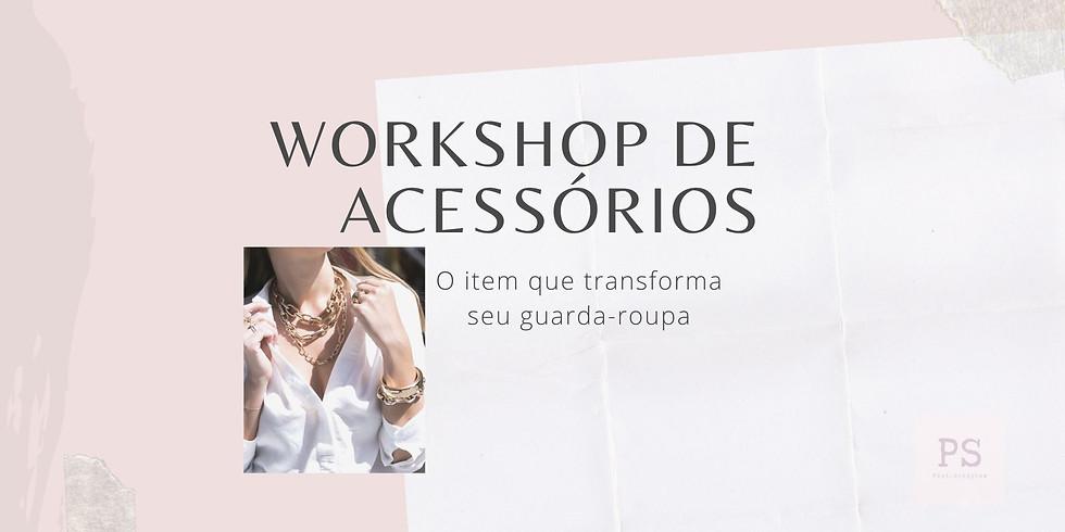 Workshop de Acessórios