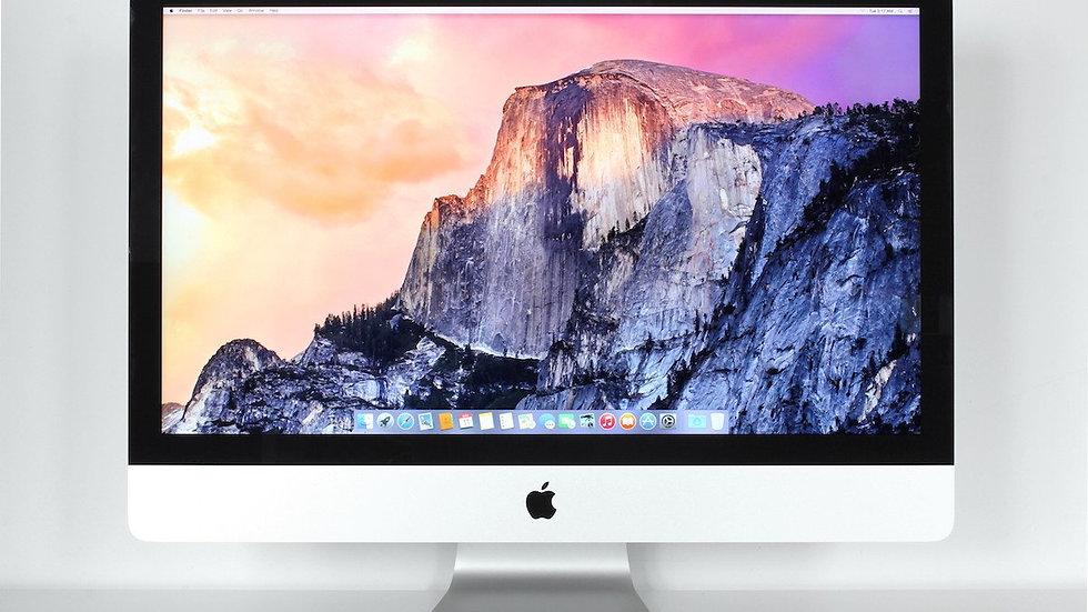 iMac 27inch 3.2Ghz - 16GB RAM - 500GB SSD