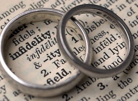 Types of Infidelity