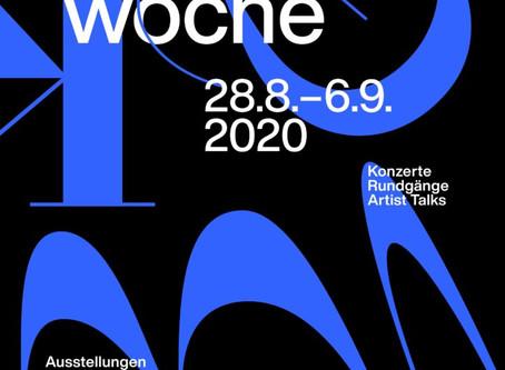 Save the date: KGB-Kunstwoche 2020