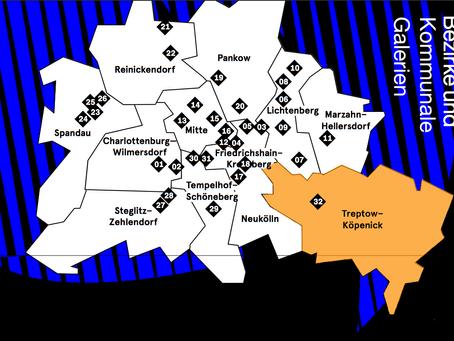 Hintergrund Info zur Aufgabe und Bedeutung von Kommunalen Galerien in Berlin