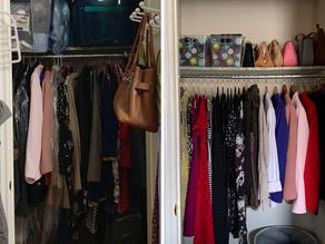 Service Spotlight: Behind the Scenes of A Closet Audit