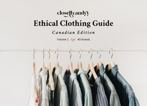 Introducing... The Ethical Clothing Guide: Volume One