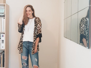 10 Ways To Style A Kimono for Work & Play