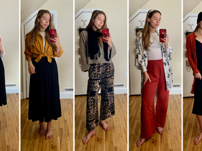 Work From Home Style: 18 Outfit Ideas