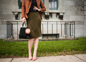 FYI: Dressing For Work Doesn't Have to Be Boring