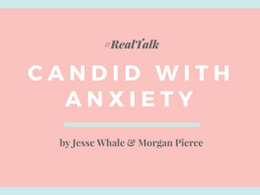 Candid With Anxiety Episode 1: What Does Anxiety Feel Like To You?