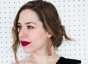 The Perfect Sustainable Tassel Earrings by Knots & Pipes