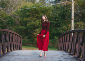Celebrating Thanksgiving In Shades of Red