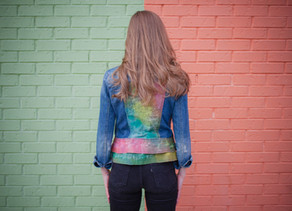 Project Upcycle: The Jean Jacket