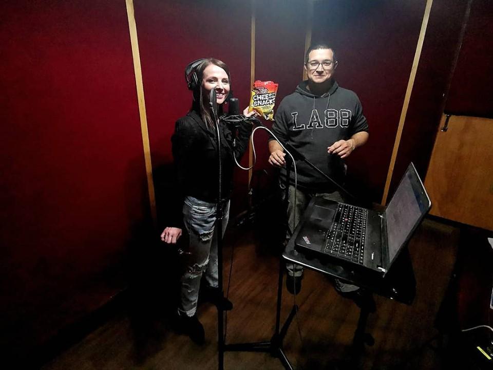 Almarie recording