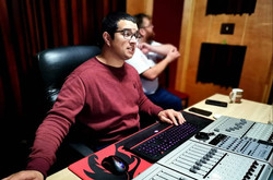 Righard in studio