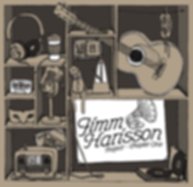 Jimm Harisson Project Chapter One Album Cover