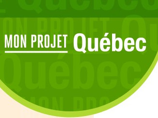 """Le nouveau système de dépôt en ligne """"mon projet Québec"""""""