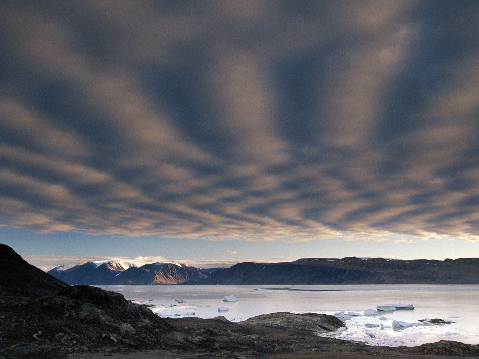 Alexandra Fjord, Ellesmere Island, Canada