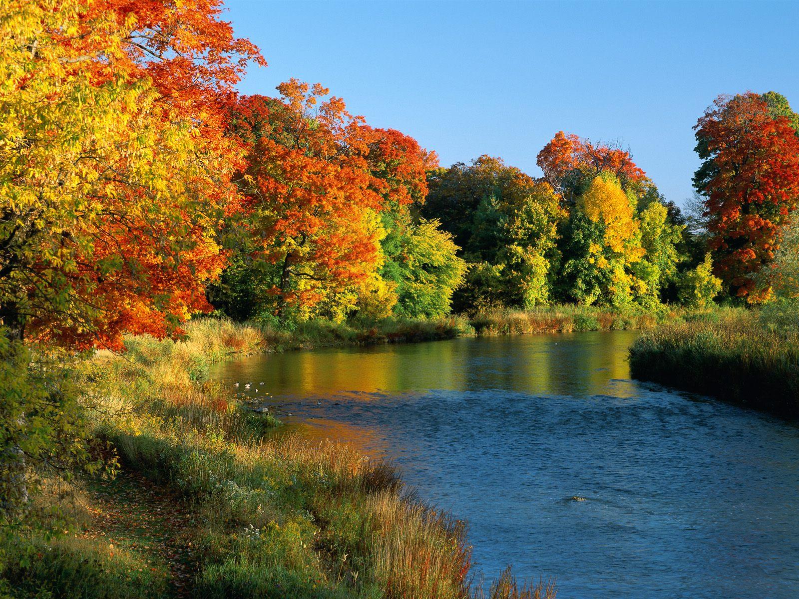 Credit River, Ontario, Canada