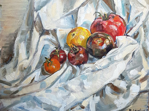 Heritage Tomatoes No.1