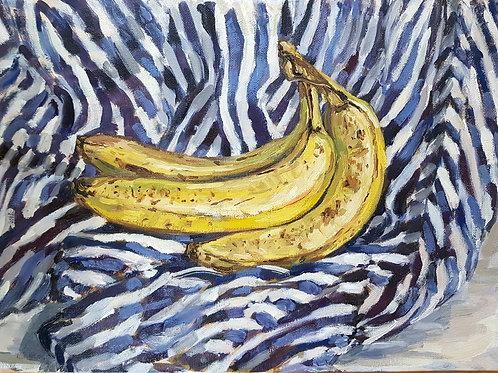 Banana Bunch No.3