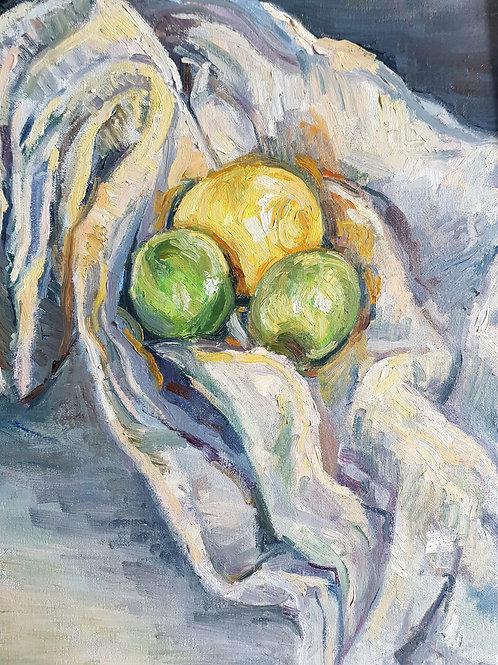 Two Limes And A Lemon, Candlelit