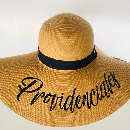 "The Cake Collection ""Providenciales"" Floppy Sun Hat"