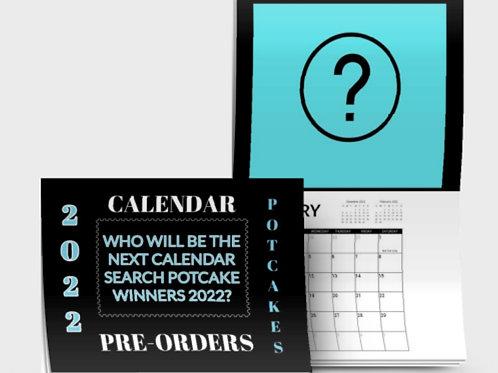 2022 Potcake Calendar Pre-orders