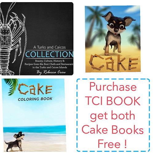 TCI Book Bundle + 2 Free Books