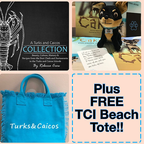 The Ultimate Book Bundle + FREE TOTE!